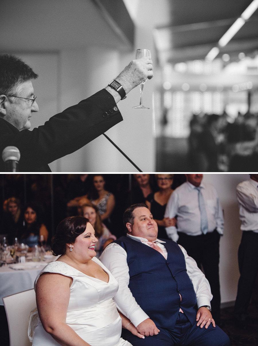 North Sydney Wedding Photography: Reception