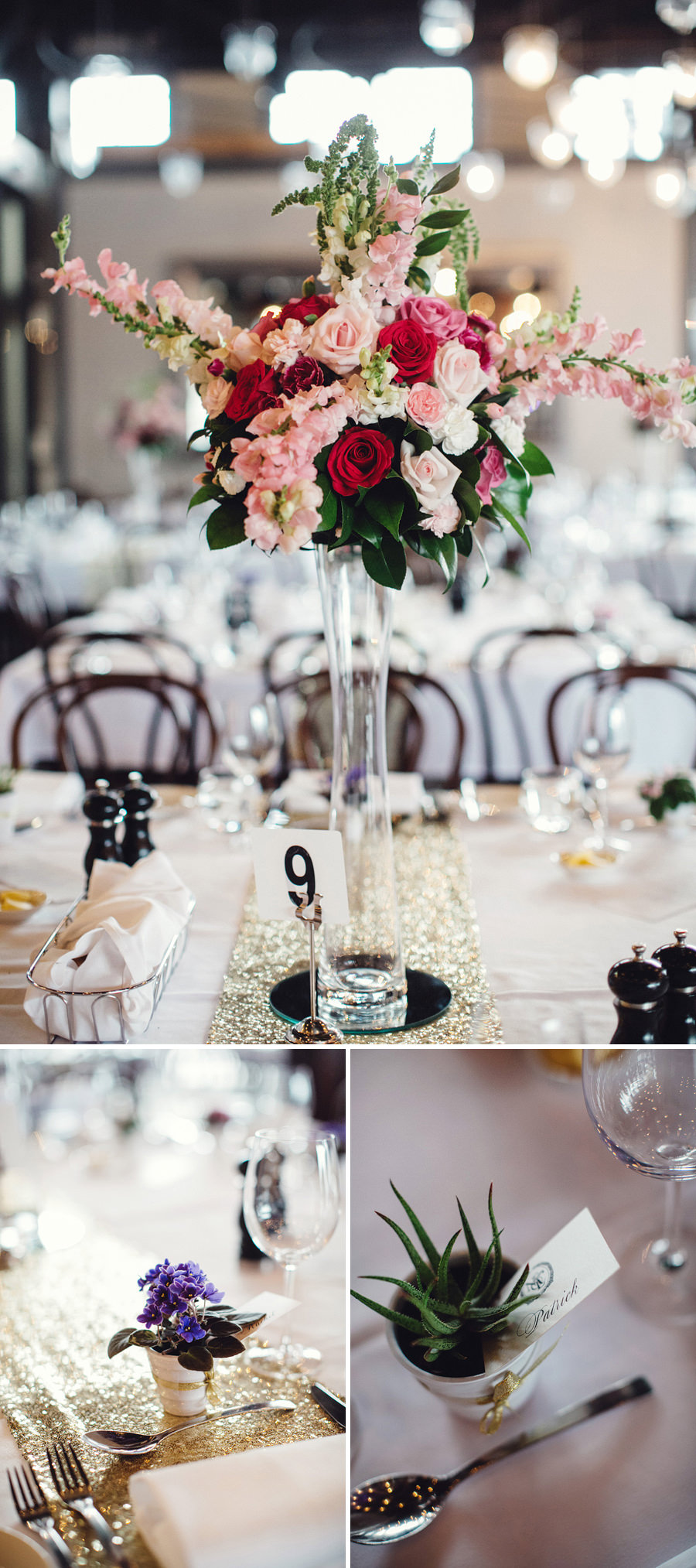 View By Sydney Wedding Photographers: Reception Details