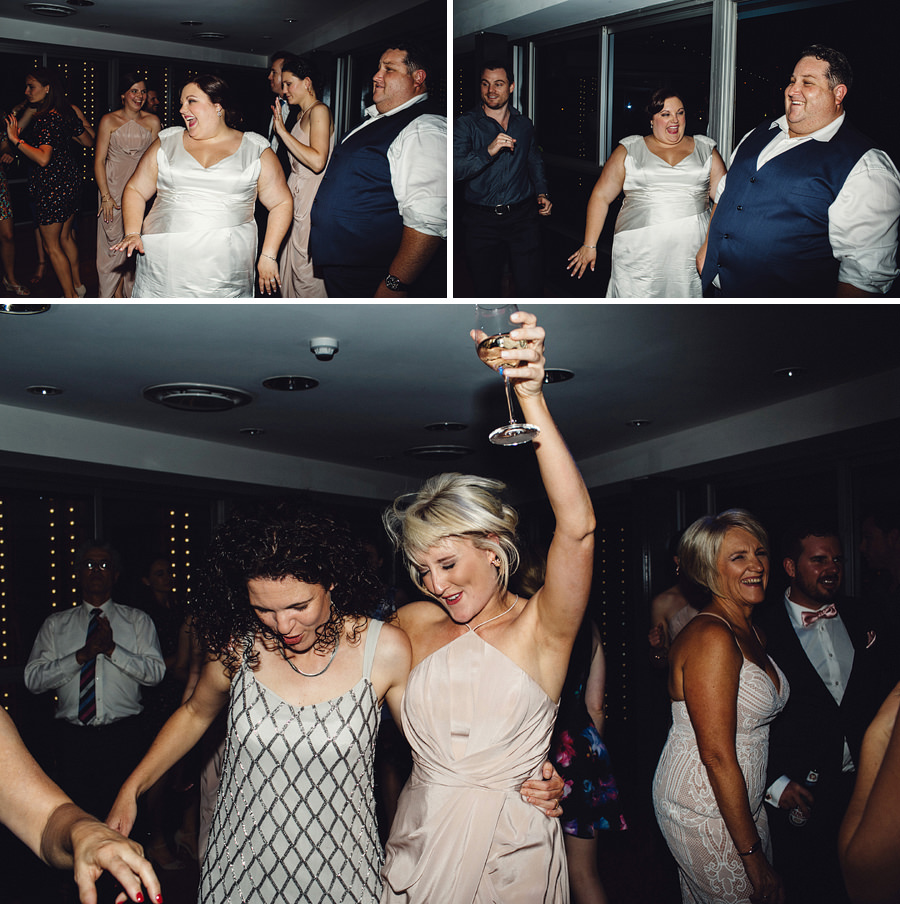 Fun Wedding Photography: Dancefloor