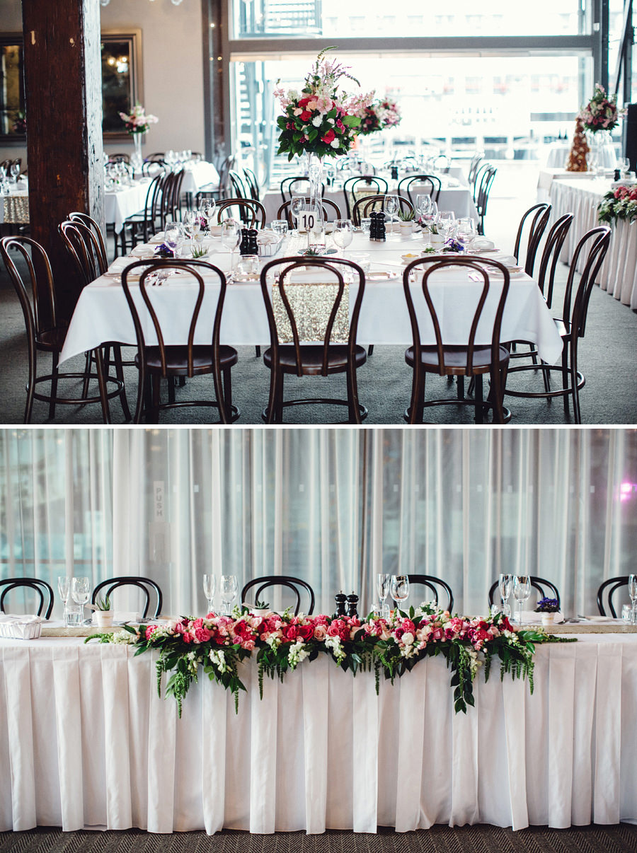 View By Sydney Wedding Photography: Reception Details