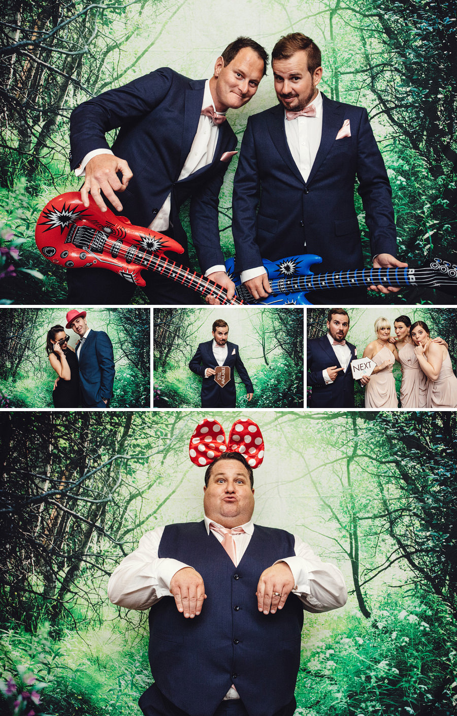 Sydney Wedding Photobooth