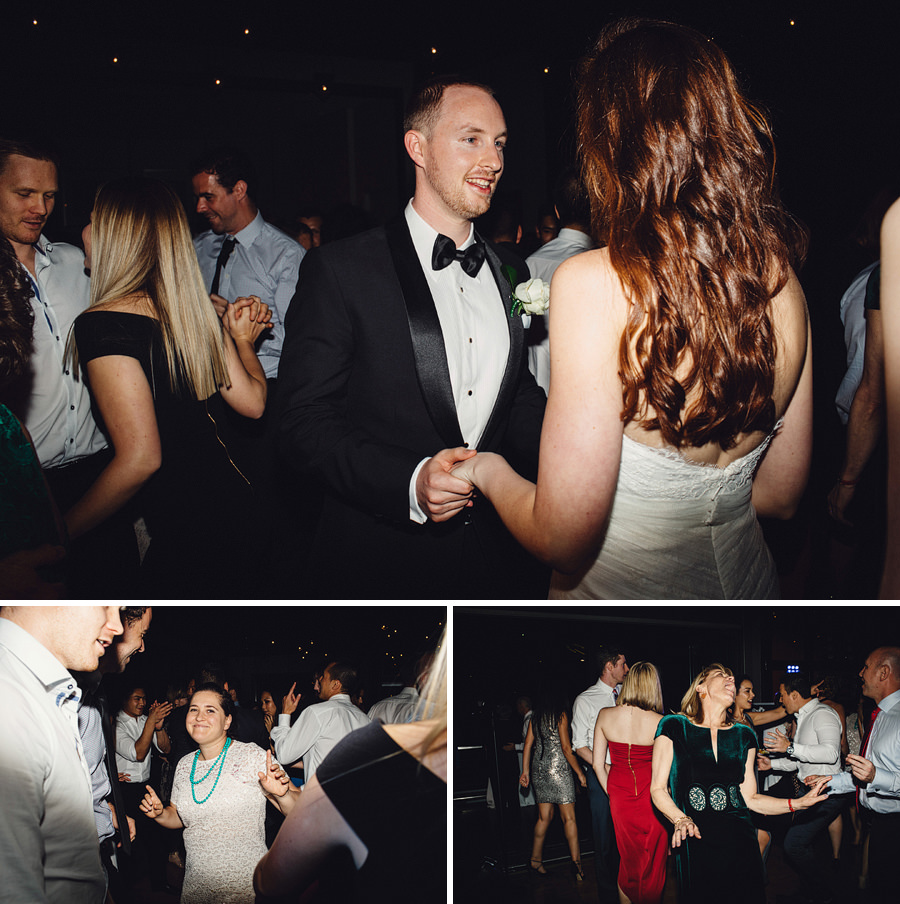 Modern Wedding Photographer: Dancefloor