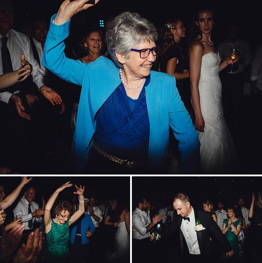 Contemporary Wedding Photographers: Dancefloor