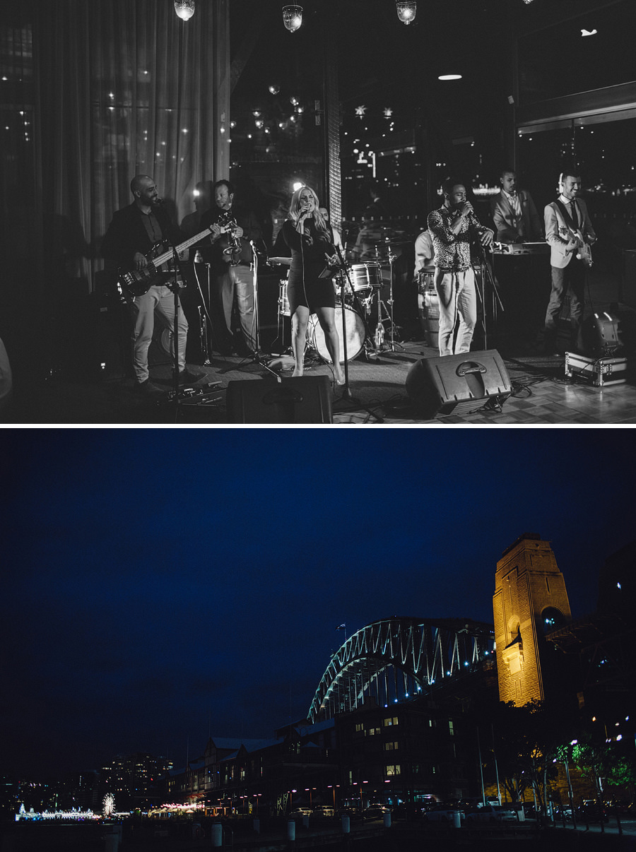 Documentary Wedding Photography: Harbour Bridge
