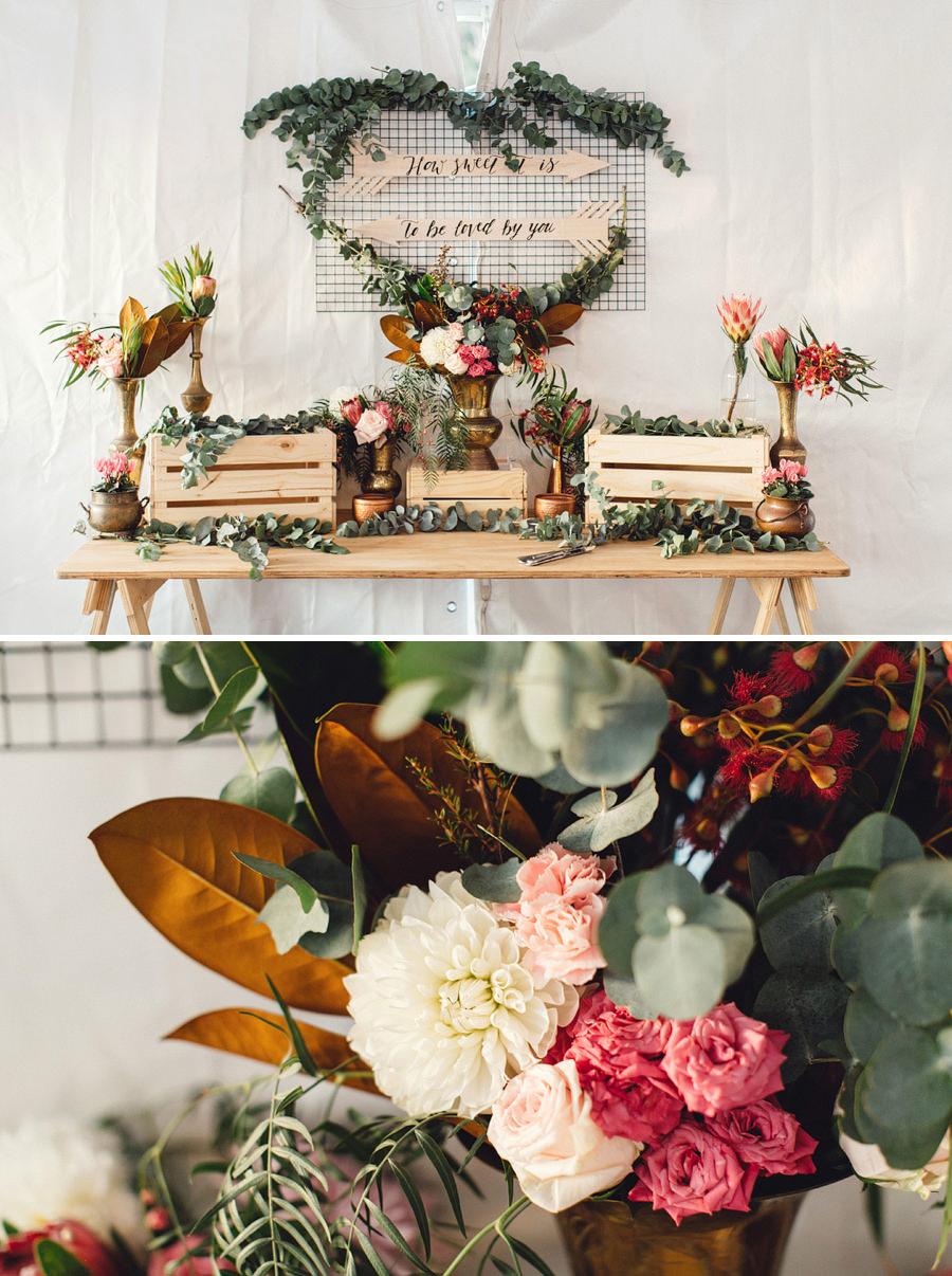 Avalon Wedding Photographer: Reception details