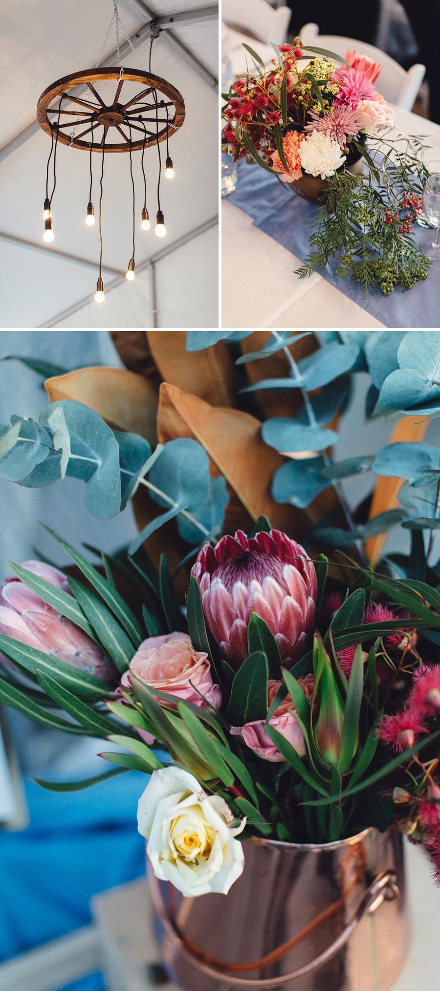 Avalon Wedding Photographers: Reception details