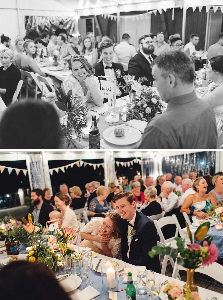Candid Wedding Photographers: Reception