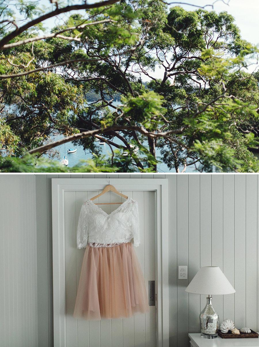 Clareville Wedding Photographer: Bride's details