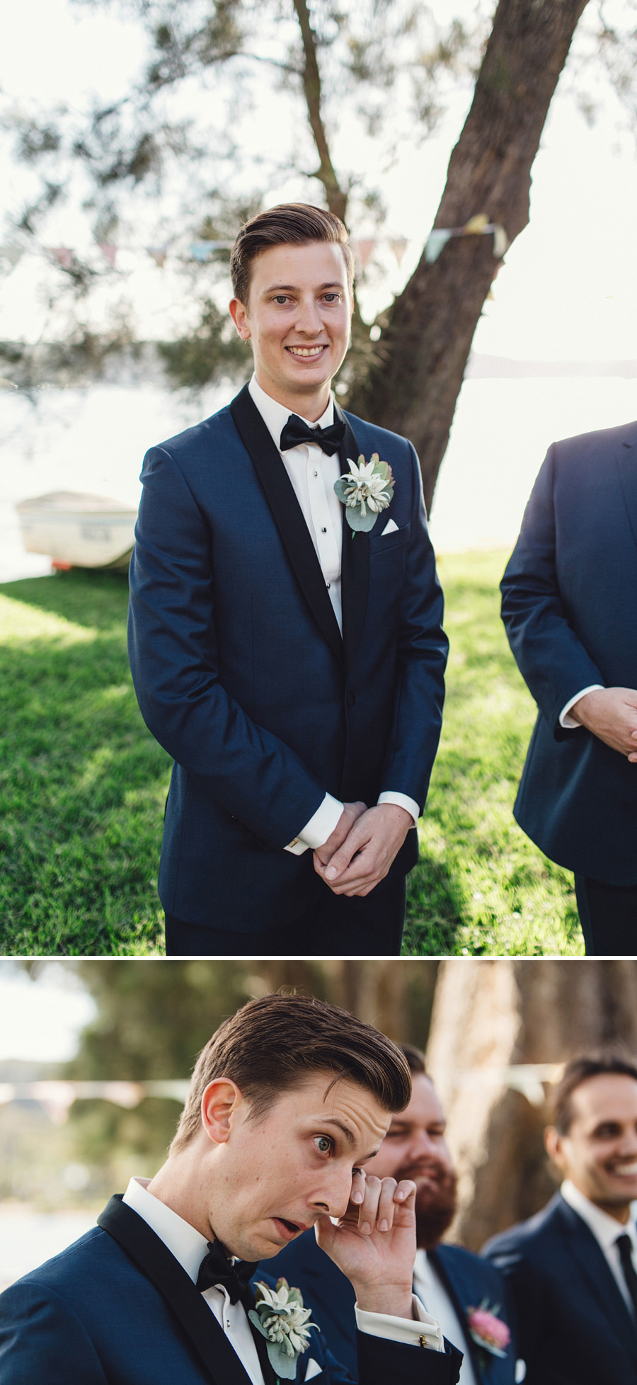 Currawong Reserve Wedding Photographer: Ceremony