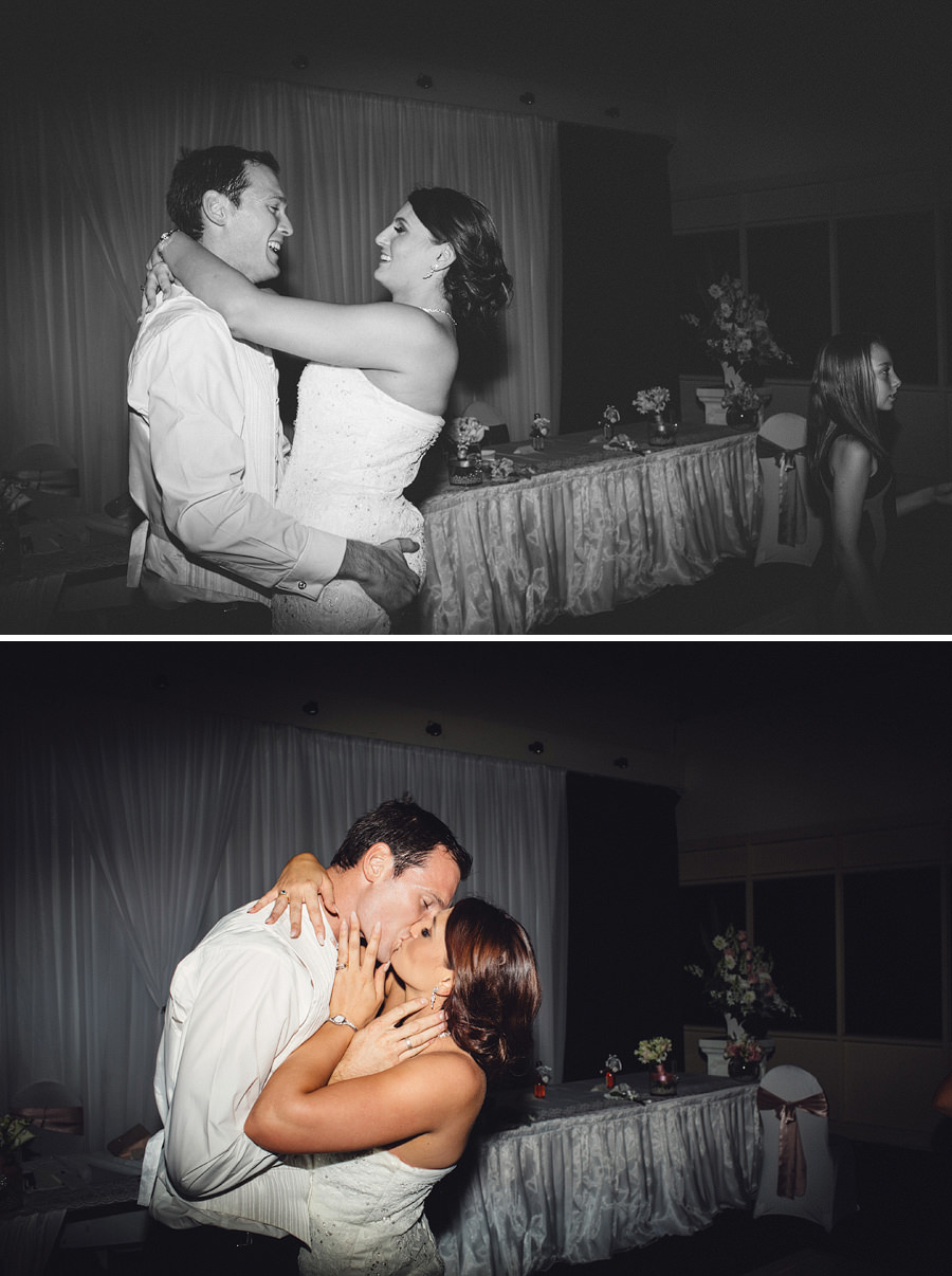 Fun Wedding Photography: Reception