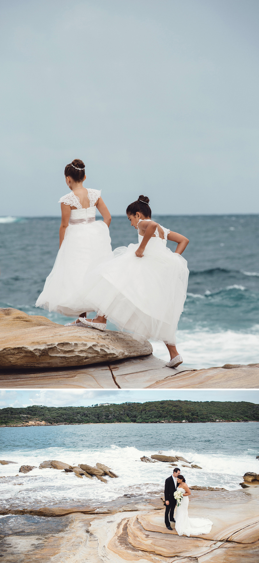 La Perouse Wedding Photographer: Portraits