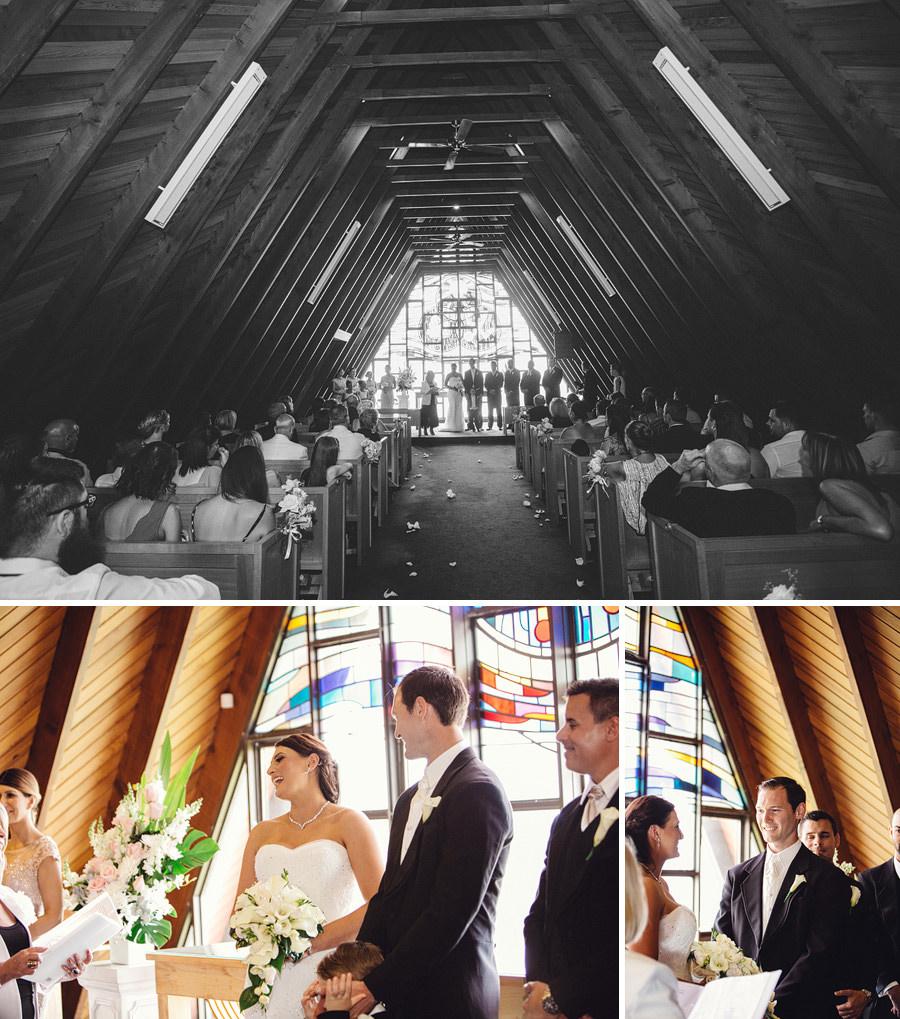 Little Bay Wedding Photographer: Ceremony