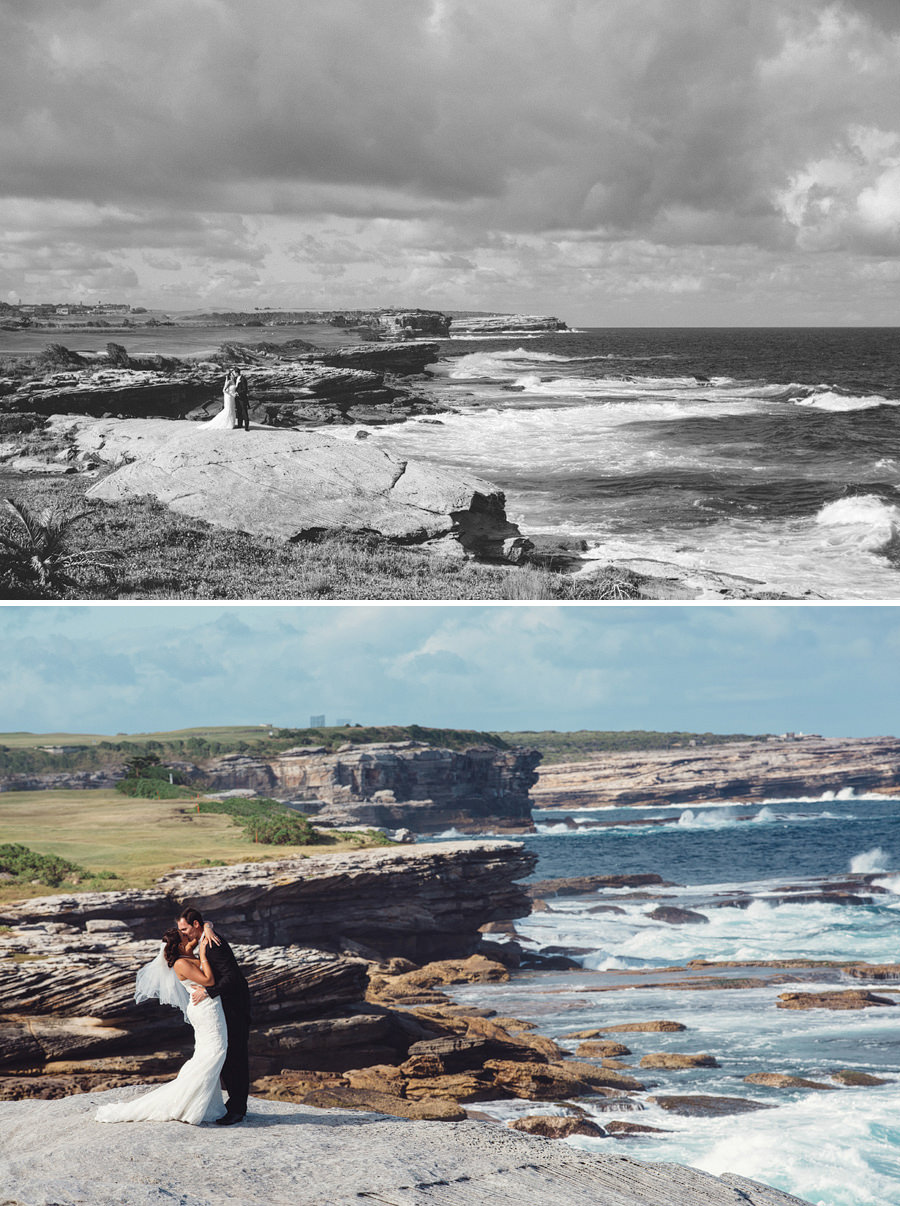Little Bay Wedding Photographers: Portraits