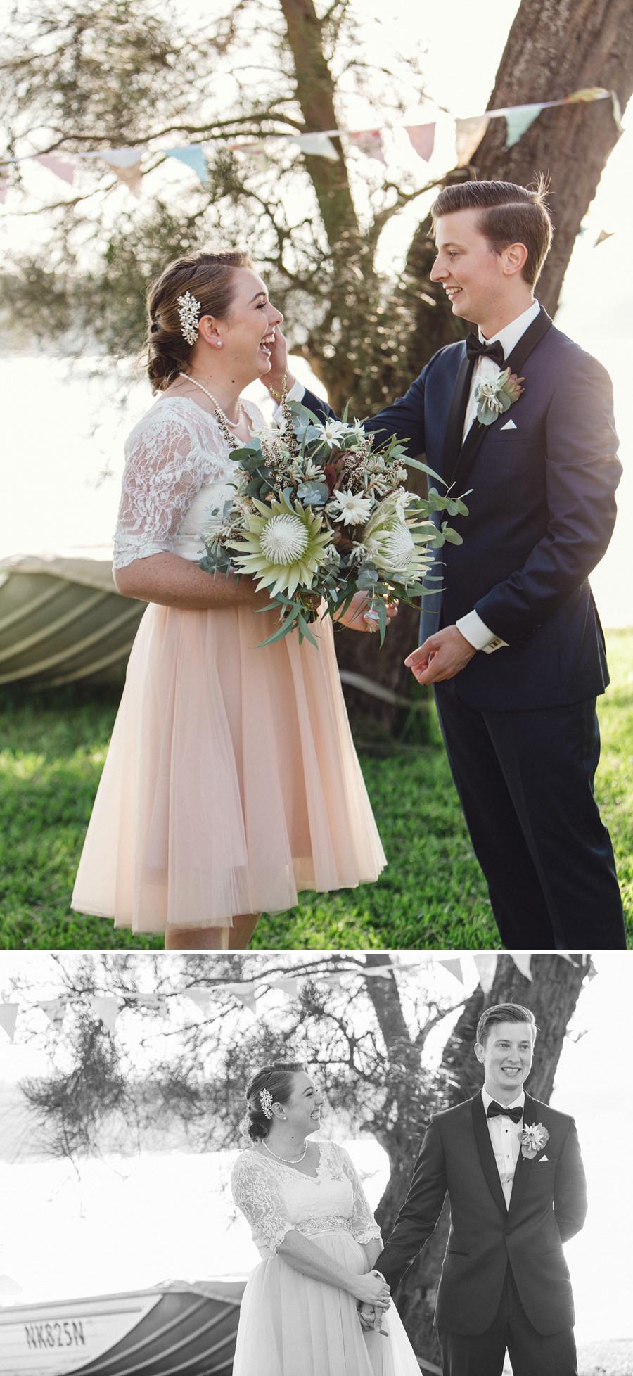 Northern Beaches Wedding Photographer: Ceremony
