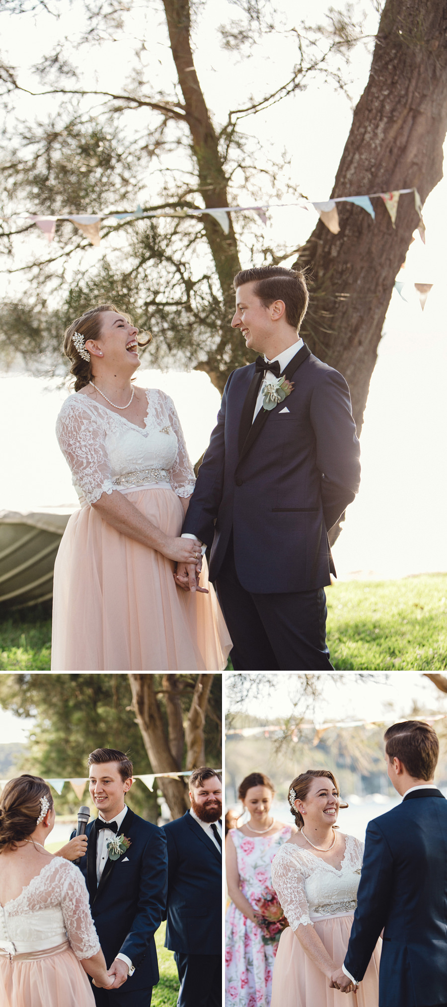 Northern Beaches Wedding Photographers: Ceremony