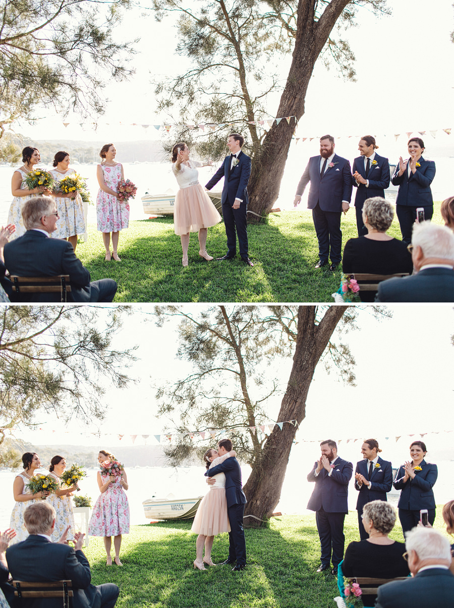 Northern Beaches Wedding Photography: Ceremony