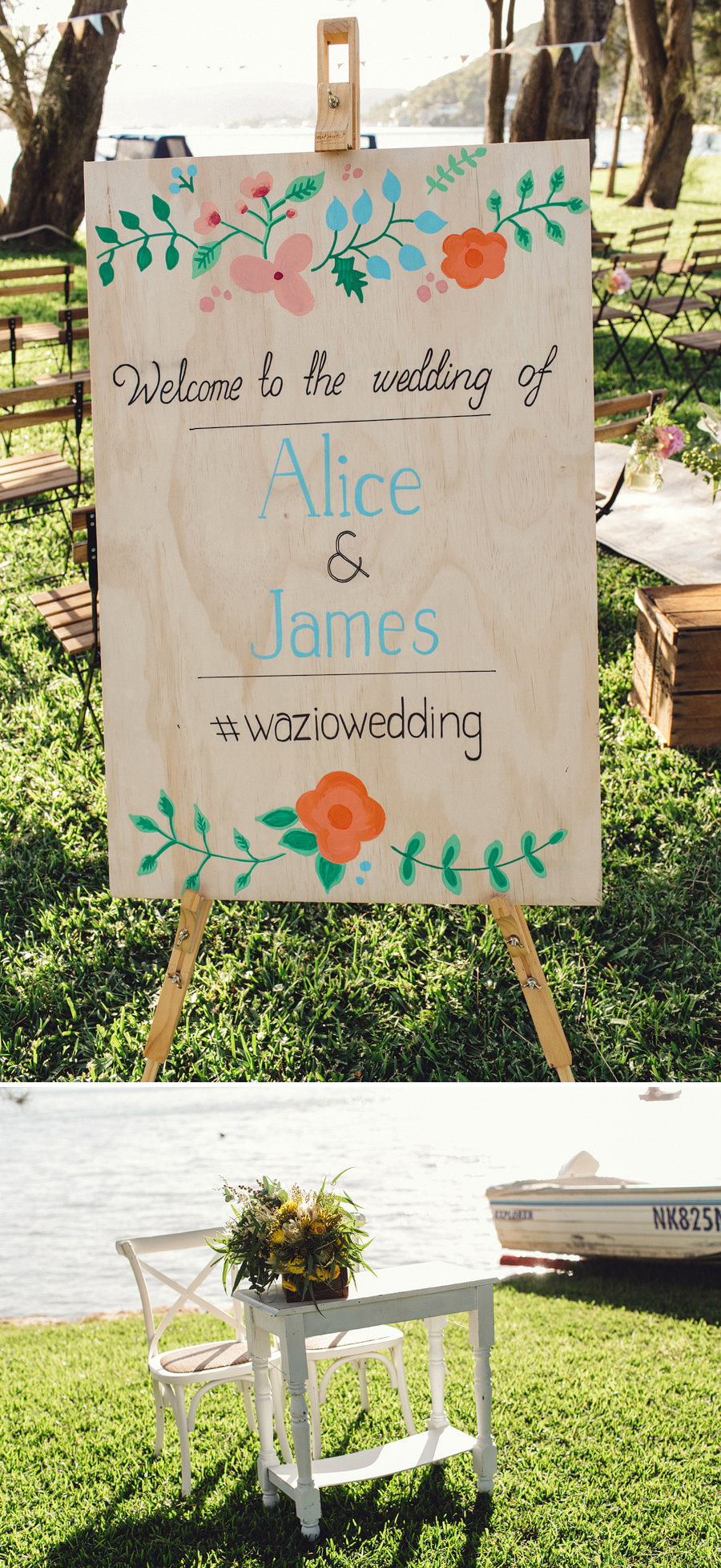 Palm Beach Wedding Photographers: Ceremony details