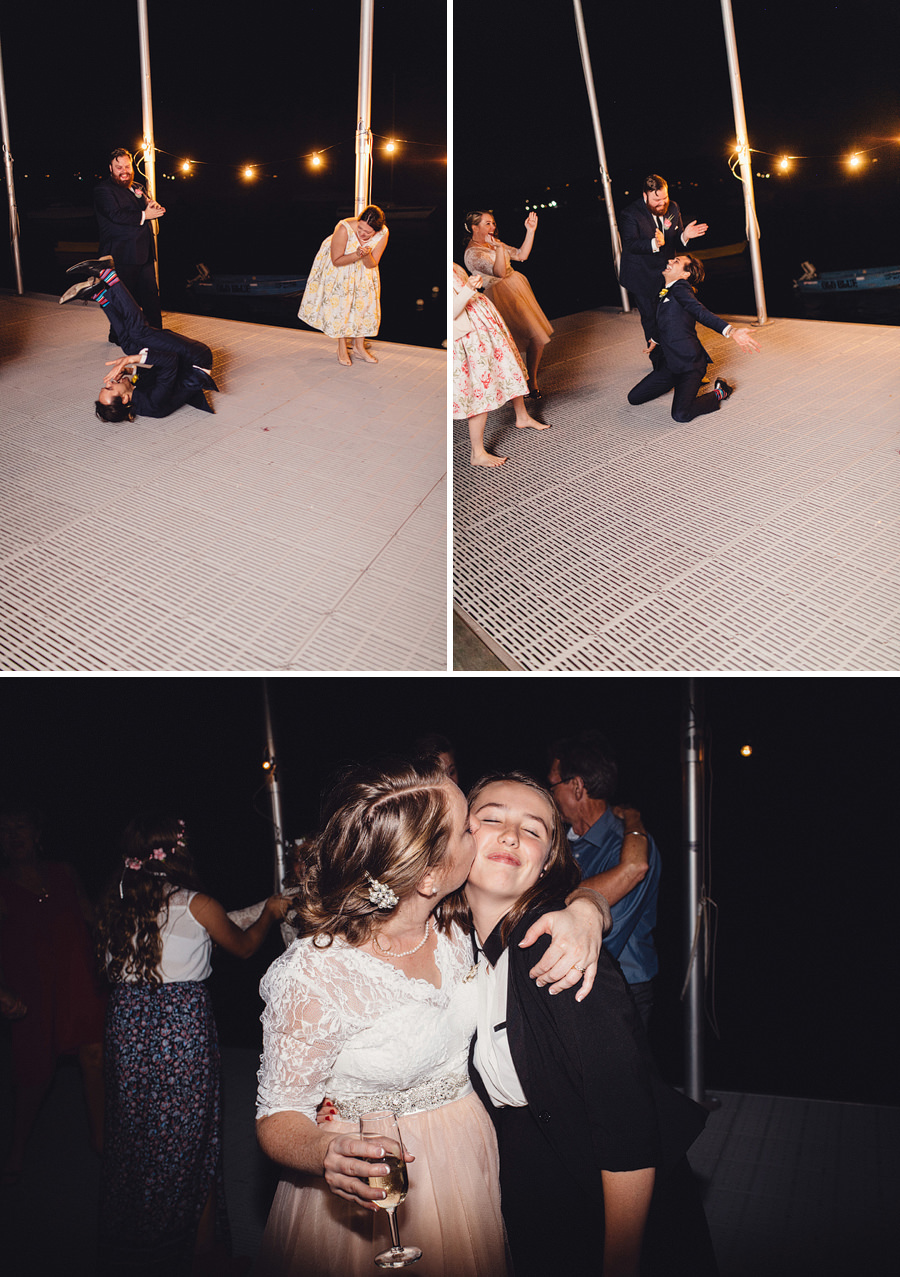Relaxed Wedding Photographer: Dancefloor