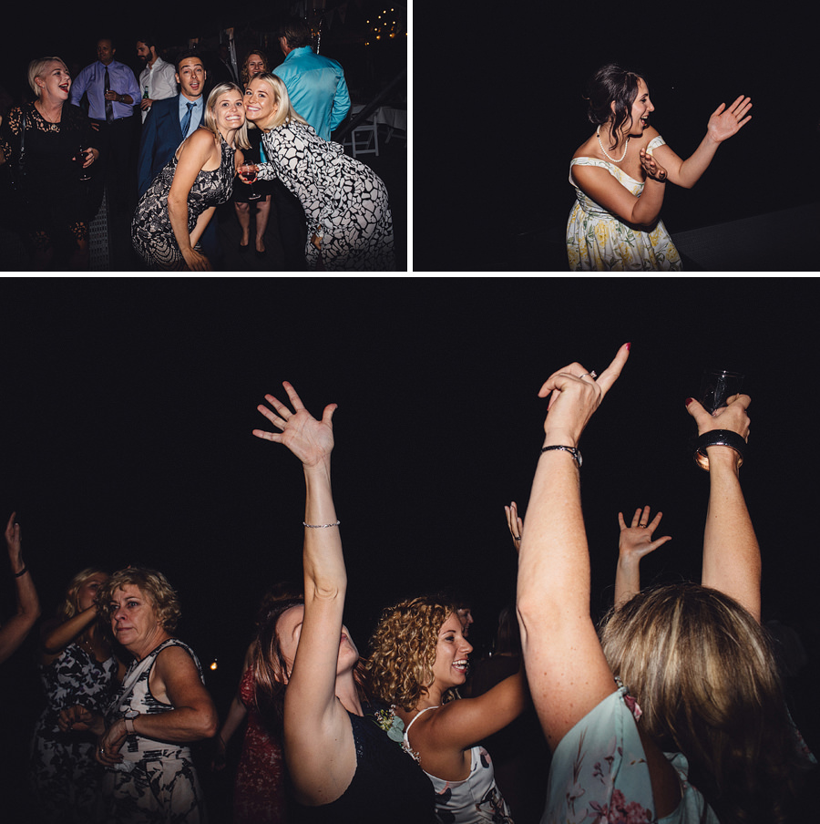 Relaxed Wedding Photographers: Dancefloor