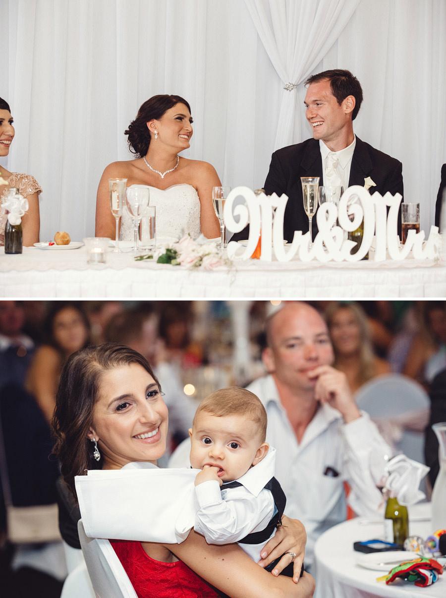 St Michaels Golf Club Wedding Photographers: Reception