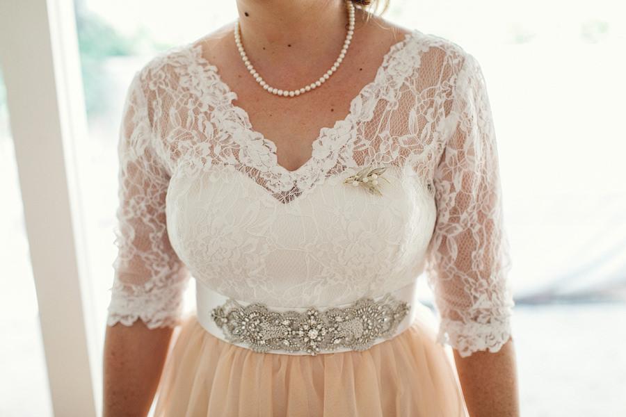 Sydney Wedding Photography: Bride getting ready