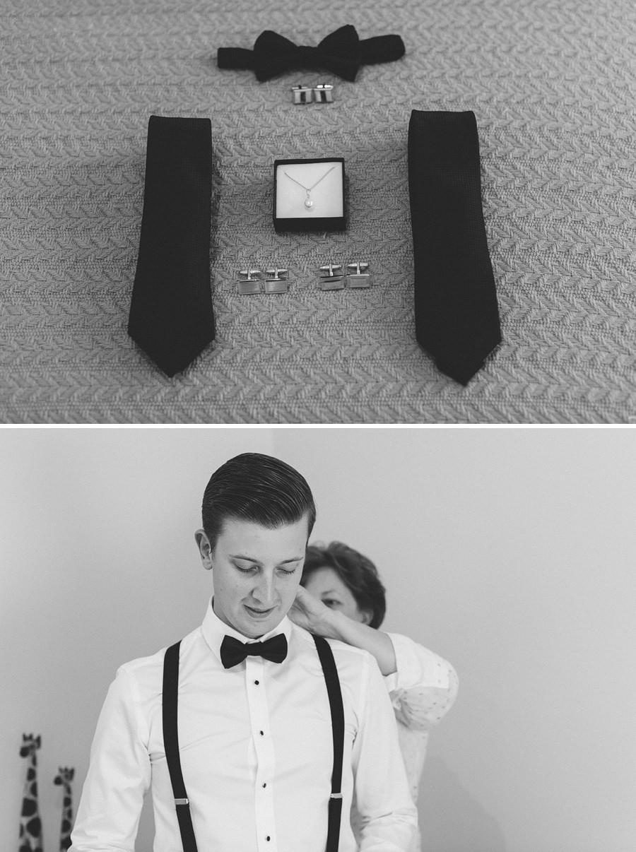 Timeless Wedding Photographers: Groom getting ready