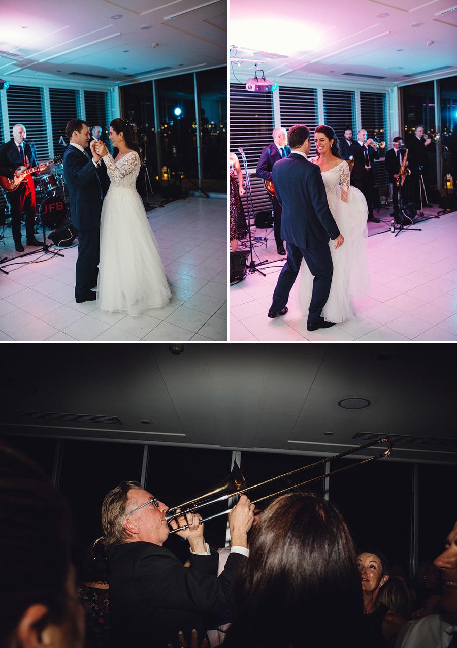Candid Wedding Photographers: Dancefloor