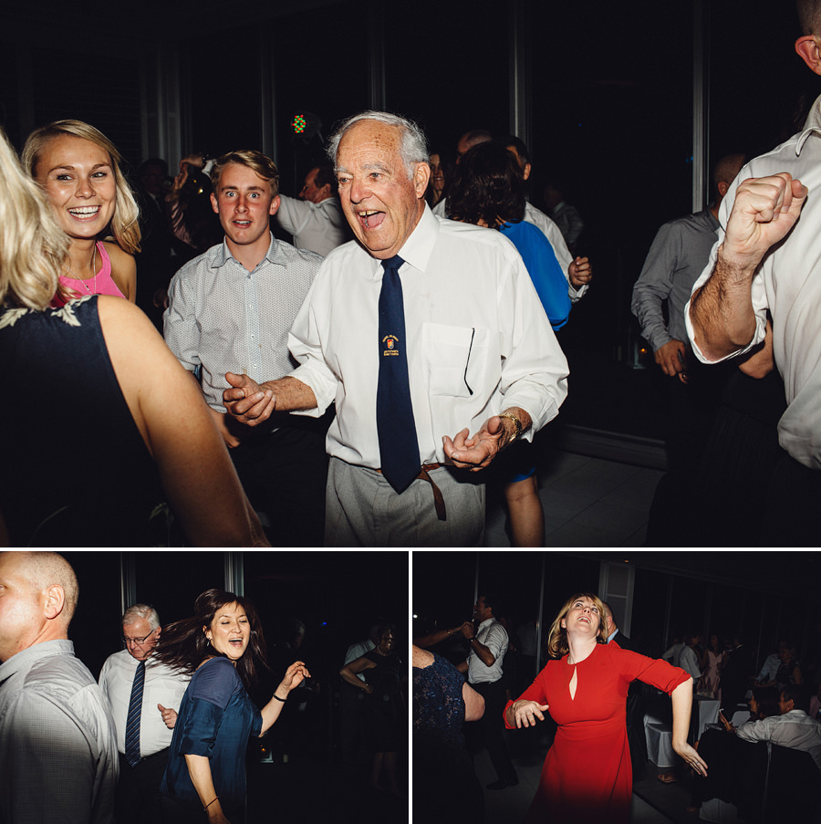 Documentary Wedding Photography: Dancefloor