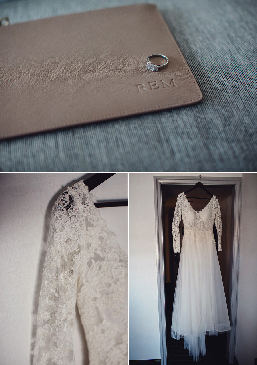 Double Bay Wedding Photographer: Bride's details