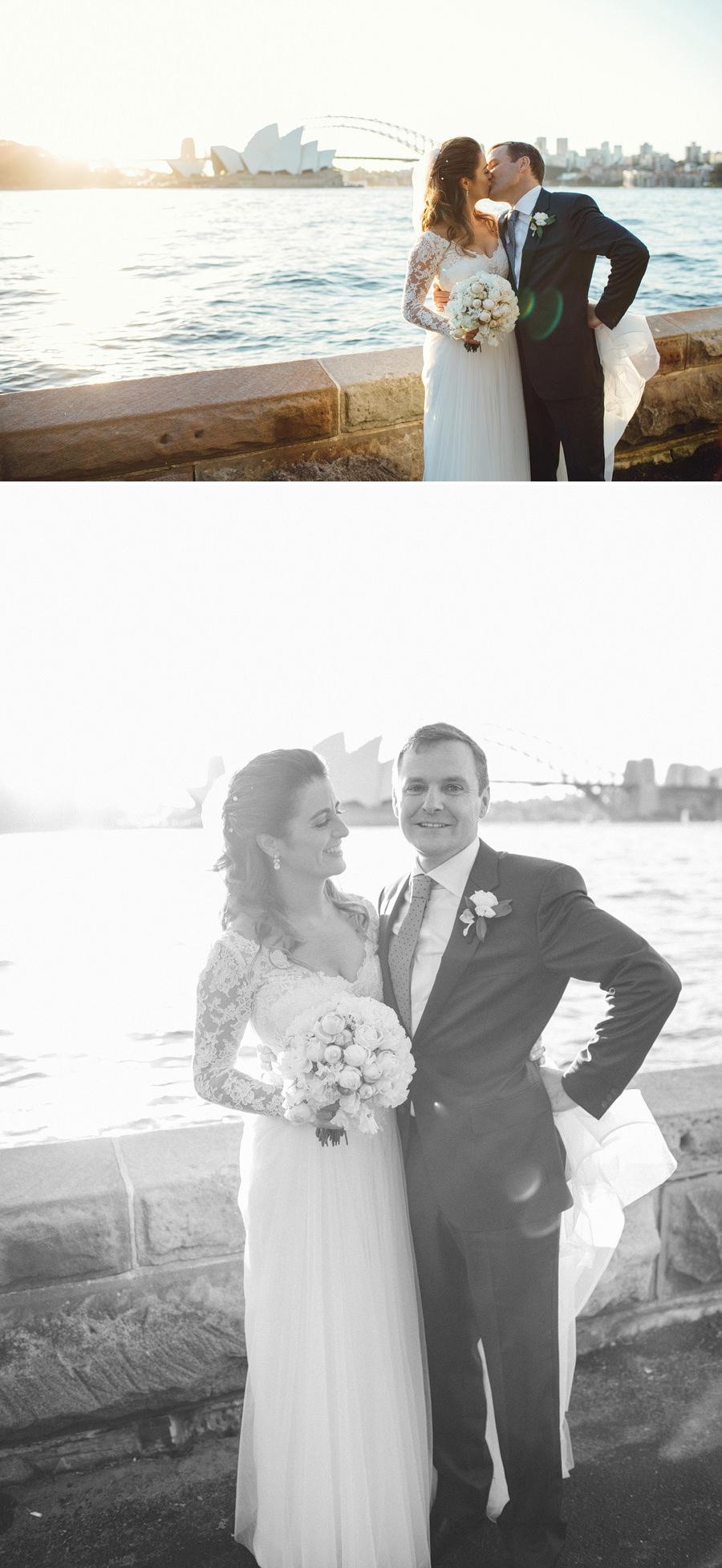 Mrs Macquarie's Chair Wedding Photographer: Portraits