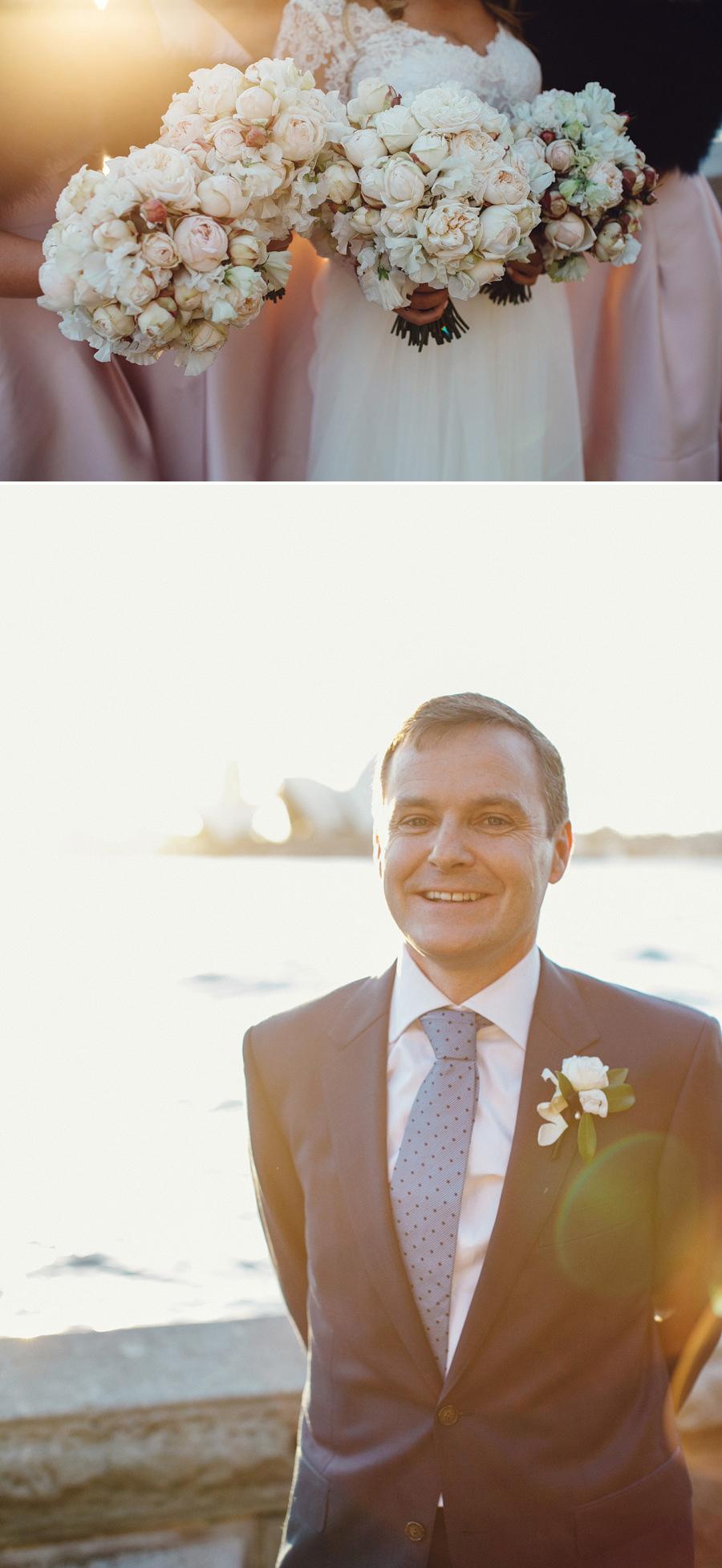 Mrs Macquarie's Chair Wedding Photographers: Portraits