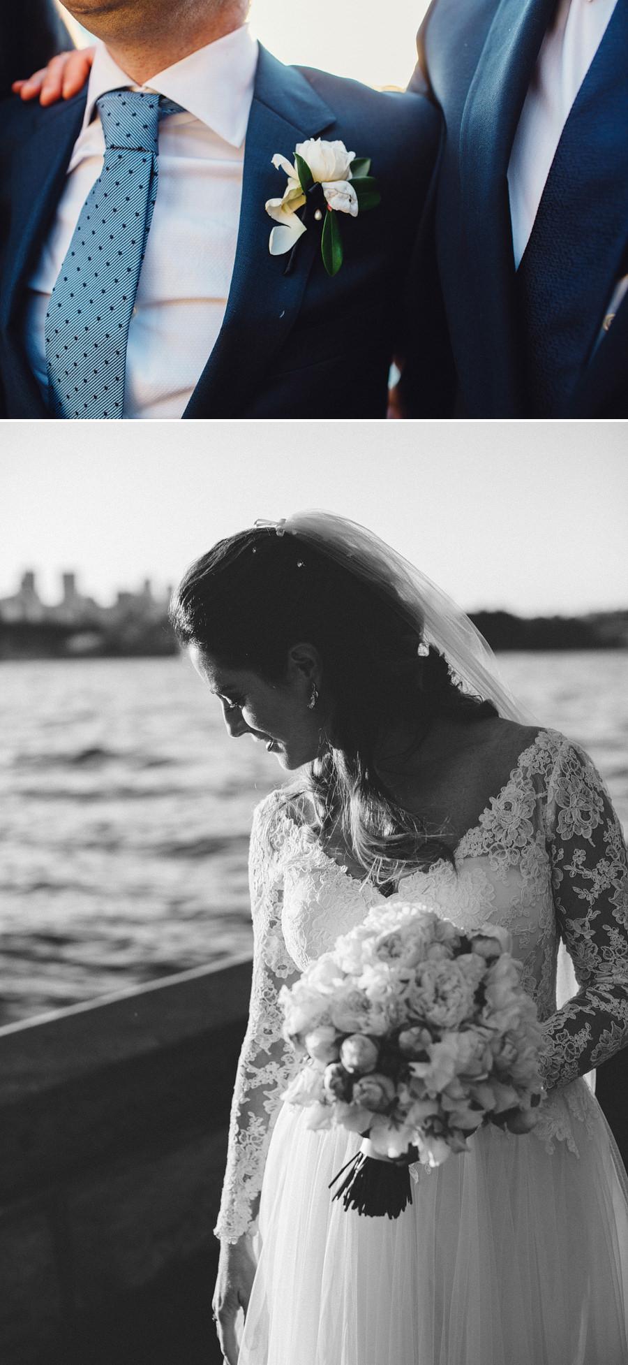 Mrs Macquarie's Chair Wedding Photography: Portraits