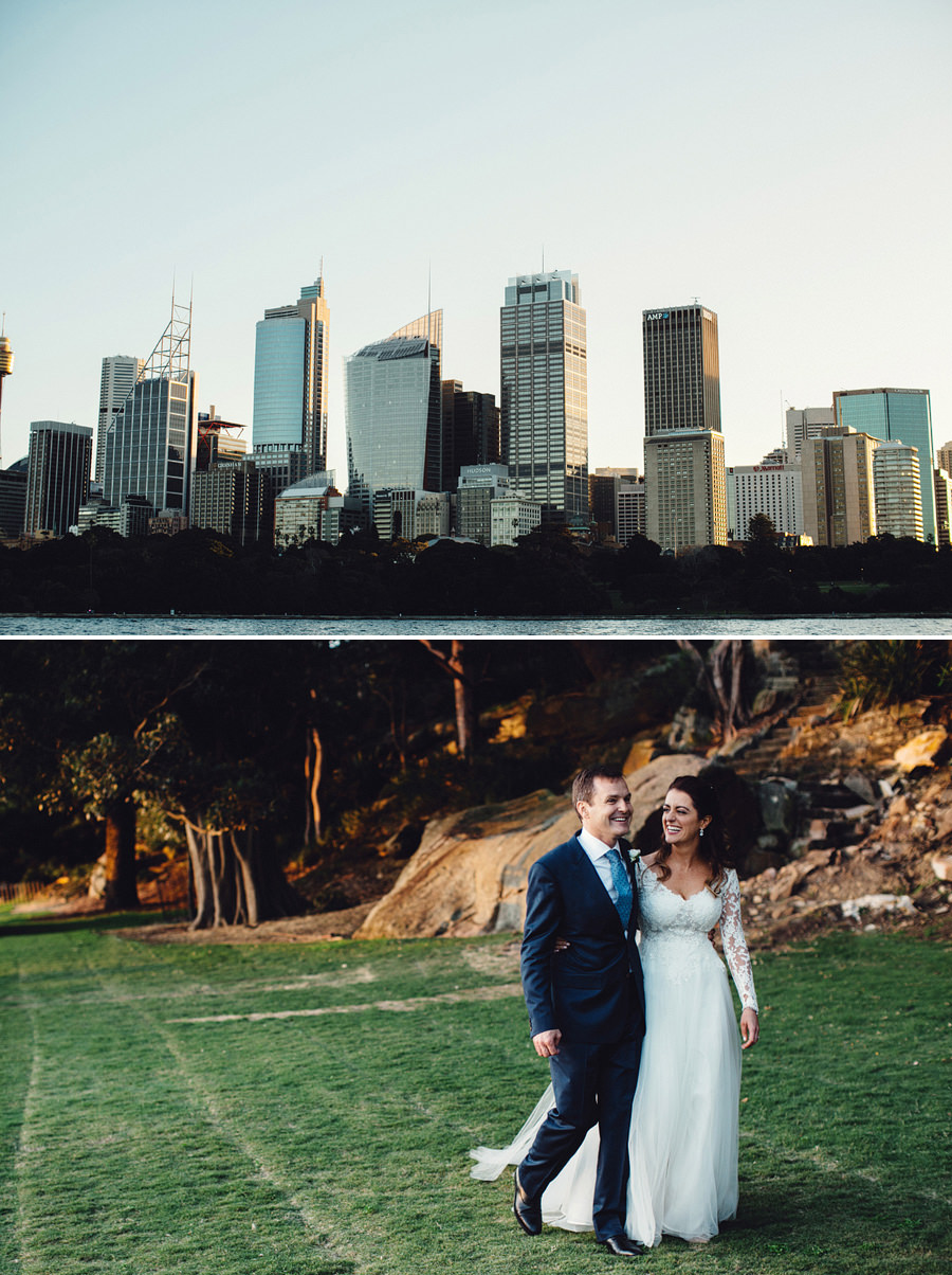 Sydney City Wedding Photographer: Portraits