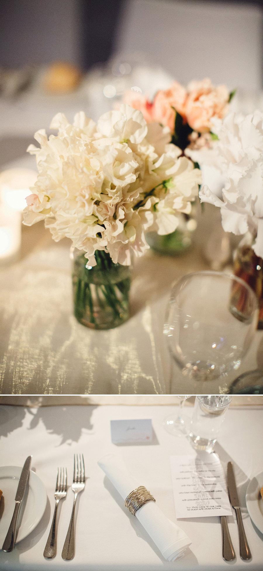 Zest Point Piper Wedding Photographers: Reception details