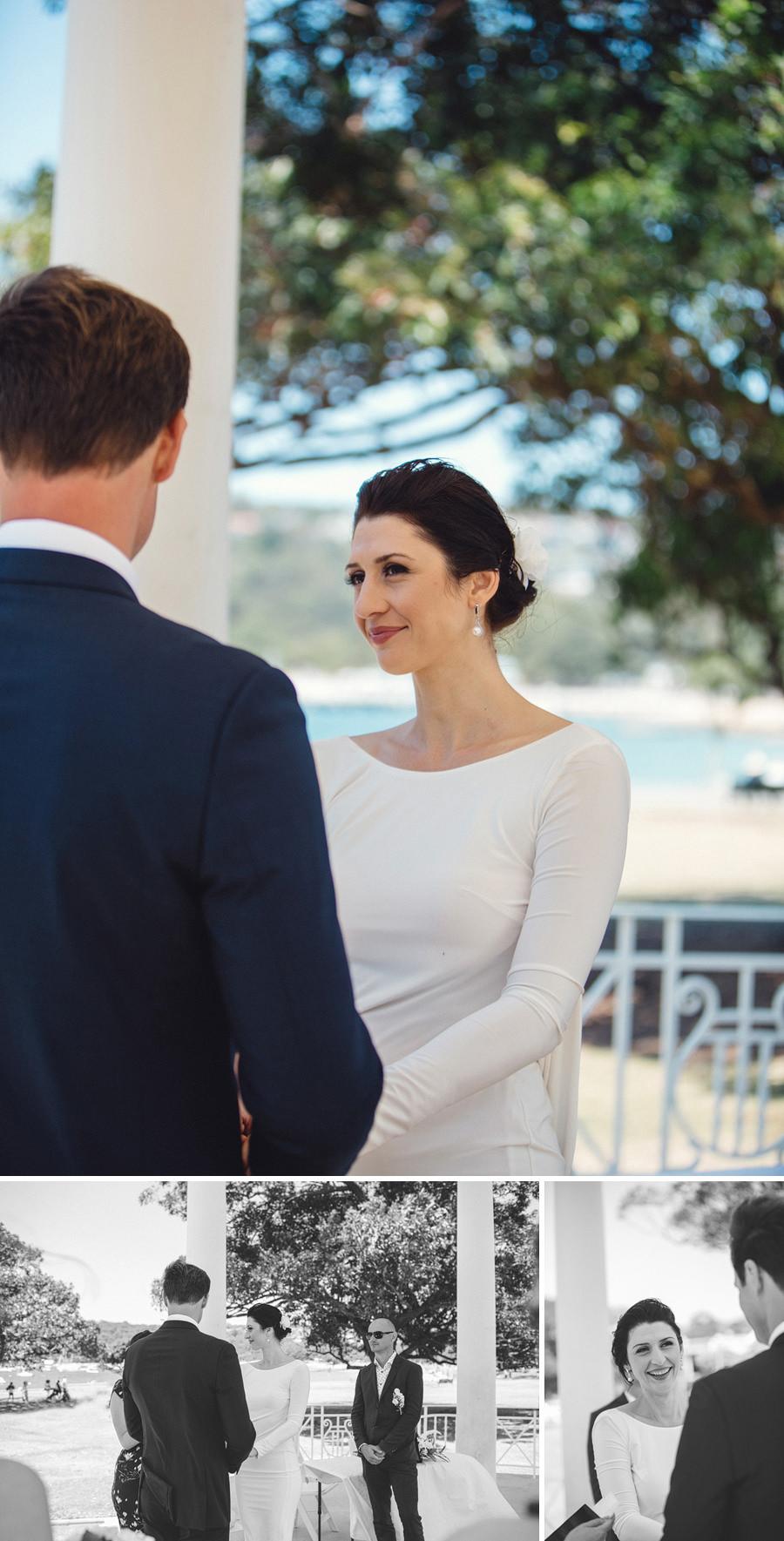 Balmoral Pavilion Wedding Photography: Bride