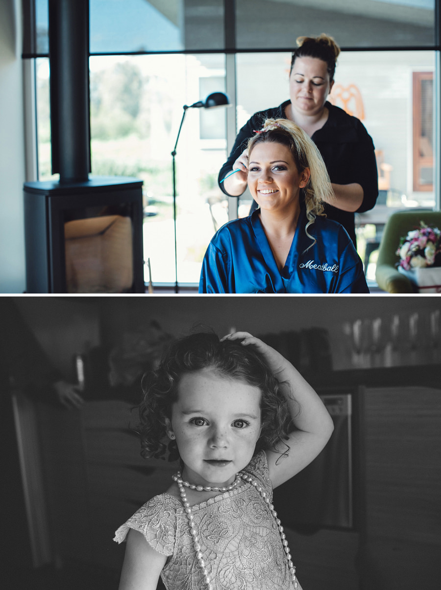 NSW Wedding Photography | Girls getting ready