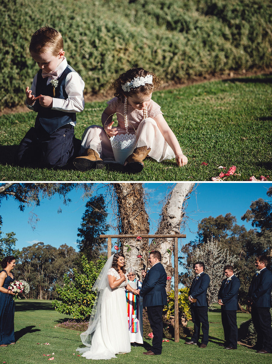 Eugowra Wedding Photography | Ceremony