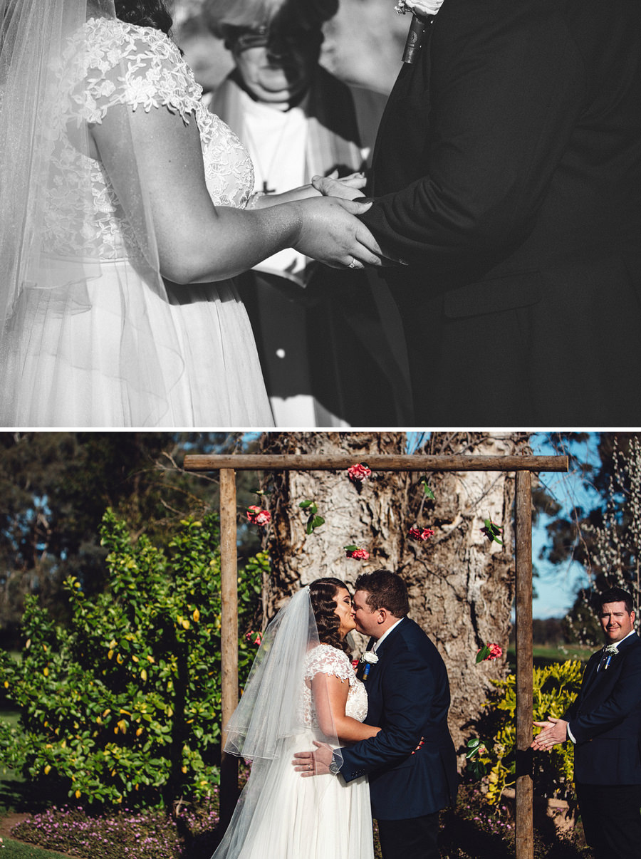 Parkes Wedding Photography | Ceremony