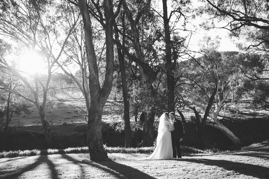 Eugowra Wedding Photographer | Bride & Groom