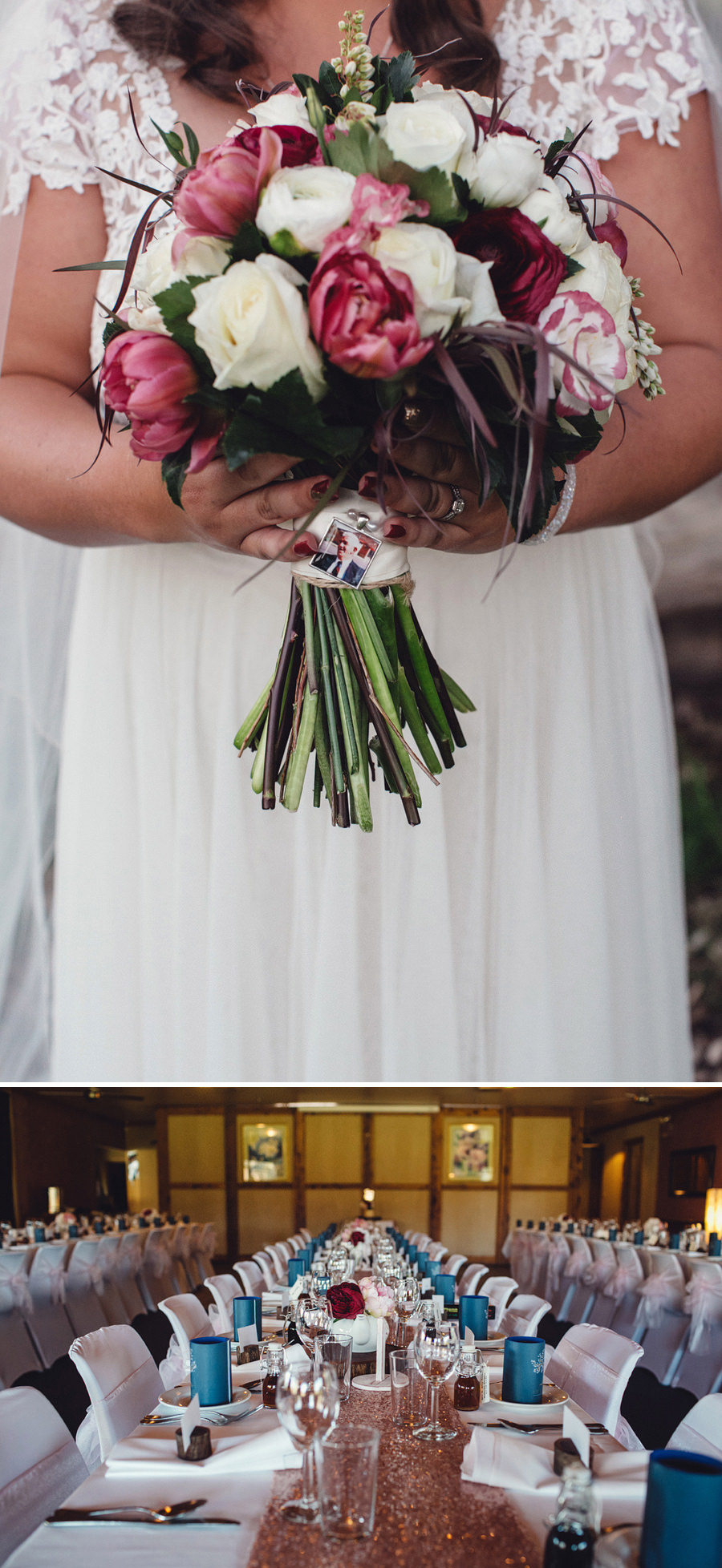 Eat Your Greens Wedding Photographers | Reception details