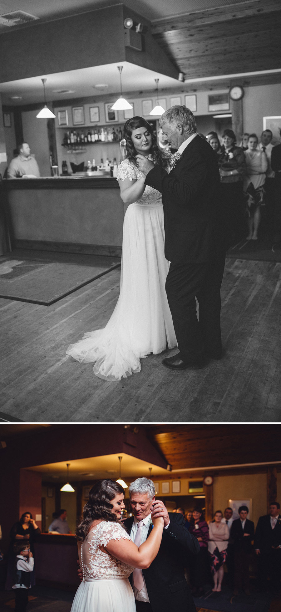 Traditional Wedding Photographer | Father daughter dance