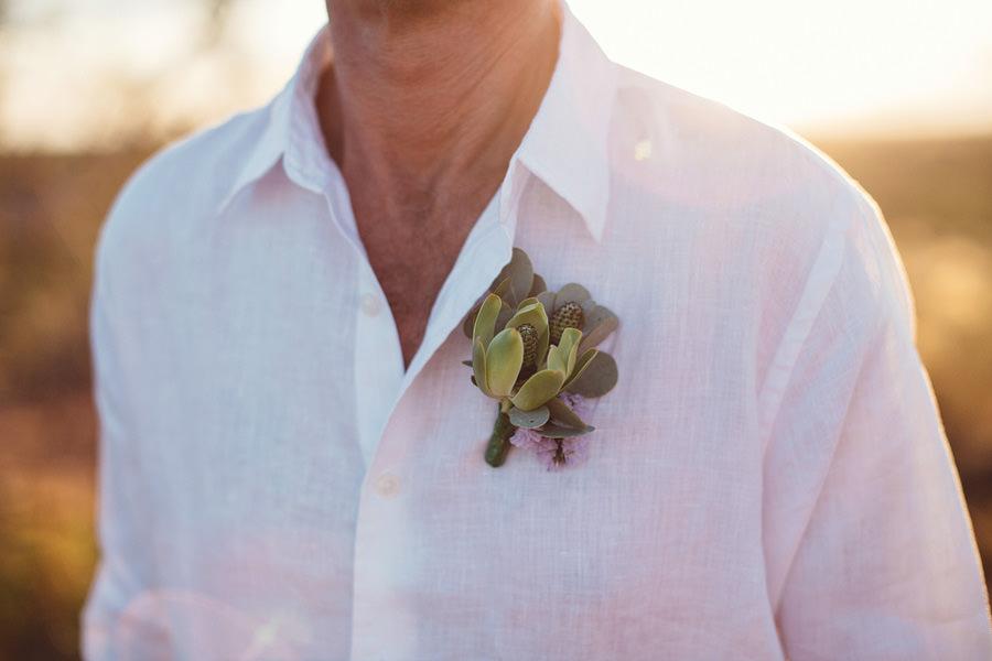 Uluru Wedding