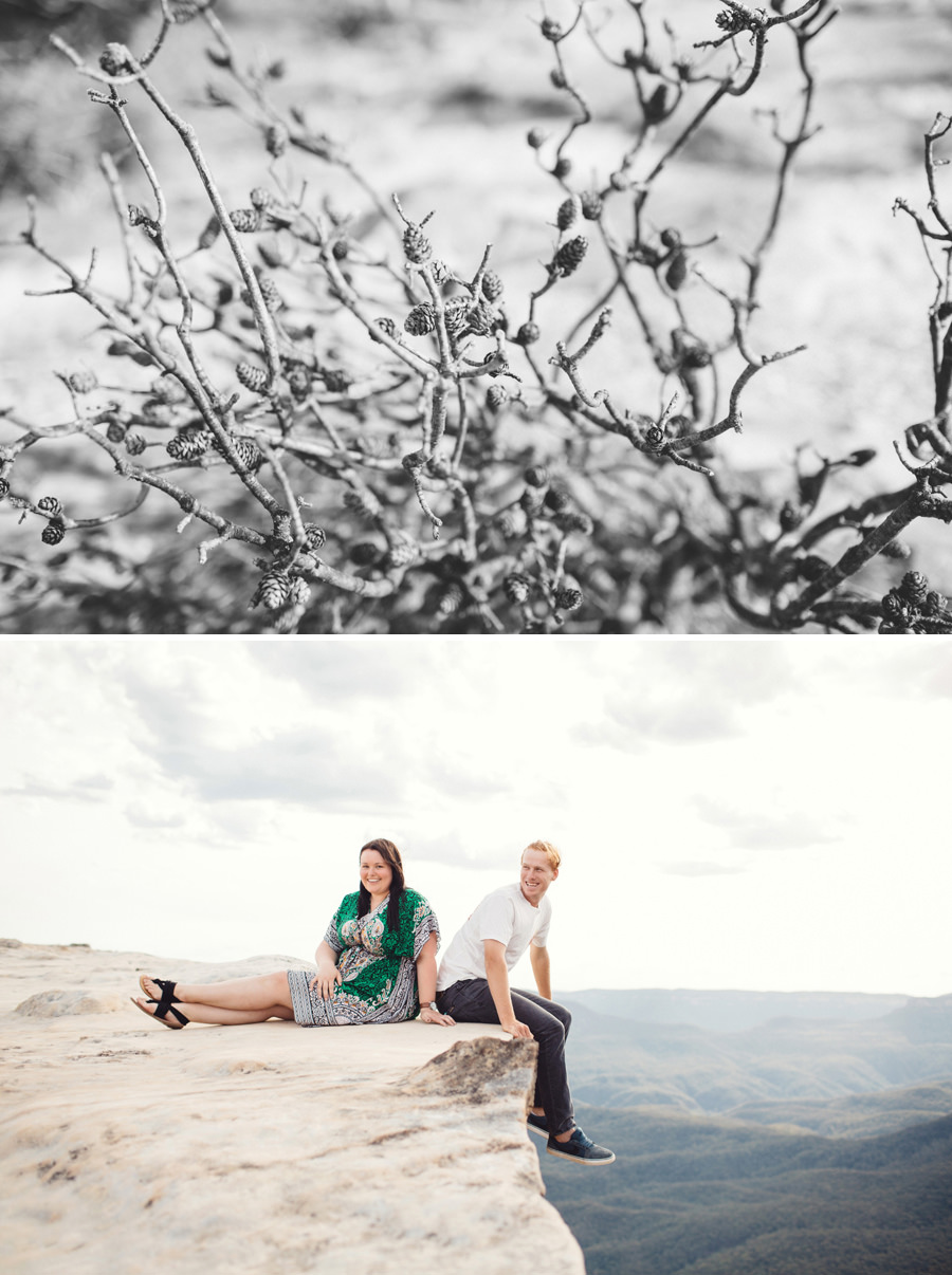 Blue Mountains Engagement Photographers